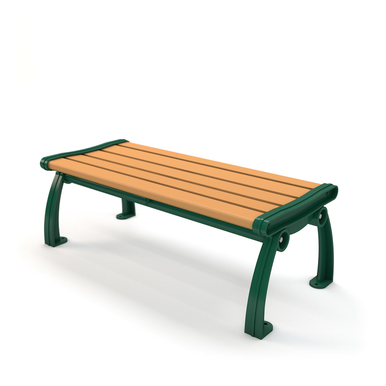 Heritage Backless Bench