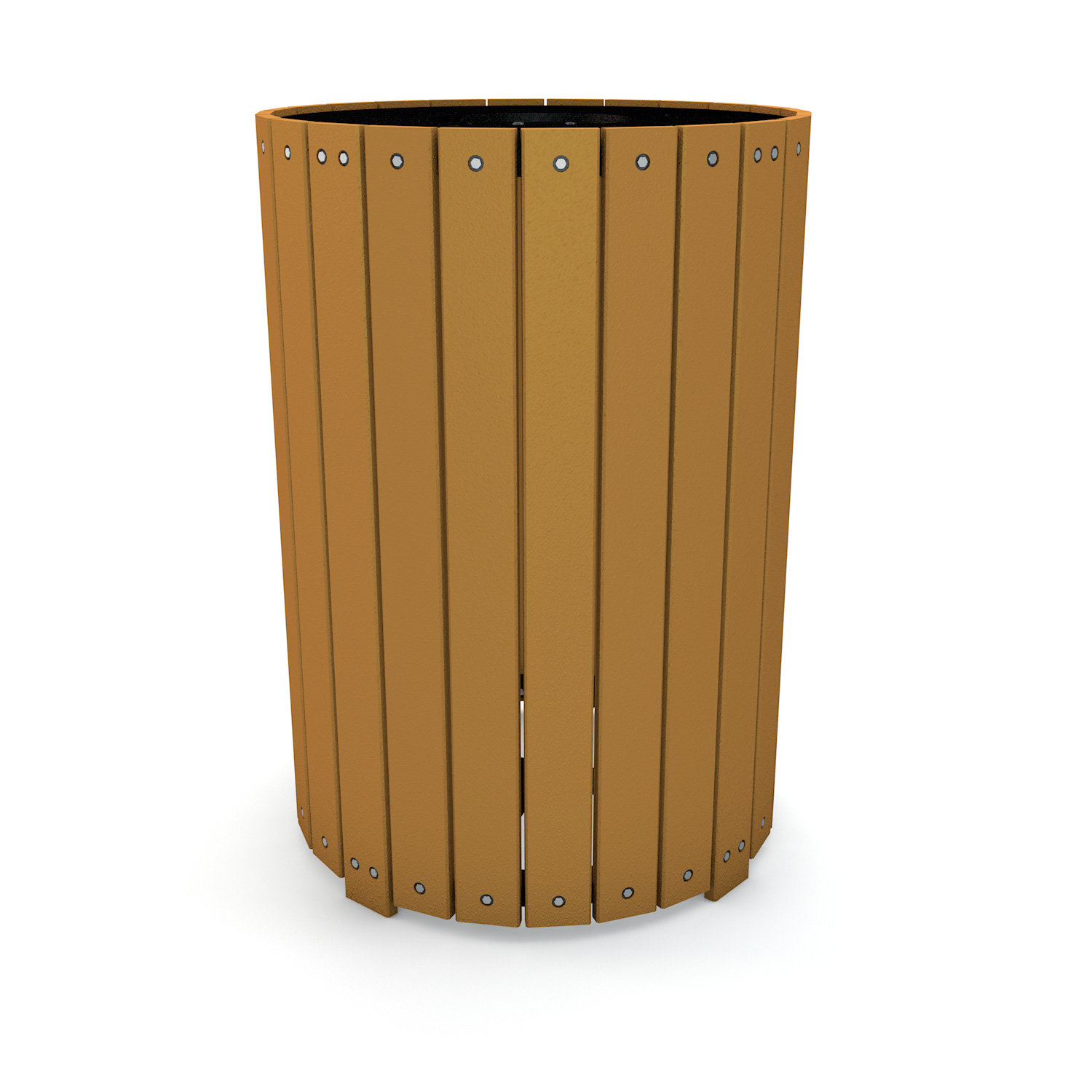 Heavy Duty Round Receptacle