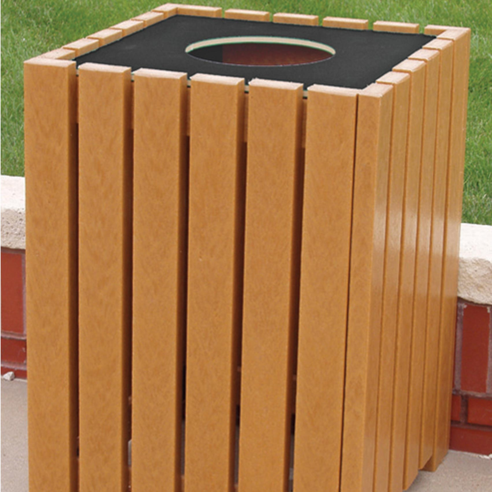 Standard / Heavy Duty Square Receptacle